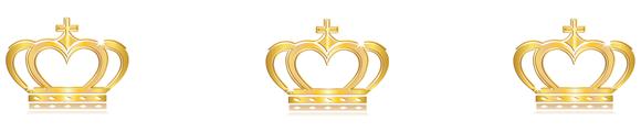 3 Kronen Gütesiegel